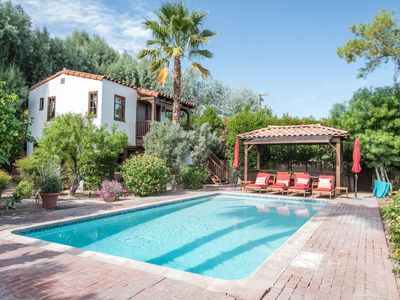 Photo for Slip away from the world in this stunning Hacienda with custom & luxury Touches!