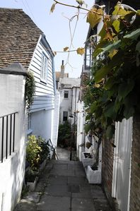Photo for Old Town Hastings charming detached cottage