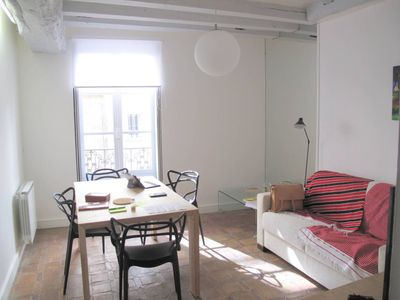 Photo for Quartier Latin 30sqm 1 bedroom flat