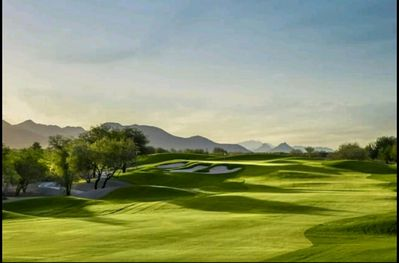 Famous golf courses just minutes away.