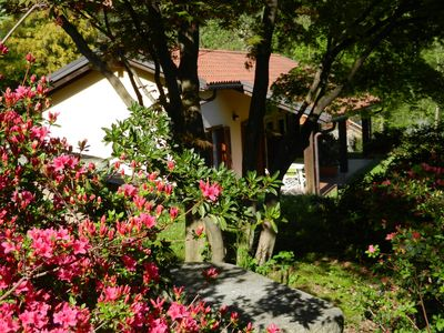 Photo for 1BR Apartment Vacation Rental in MERGOZZO, Piemonte