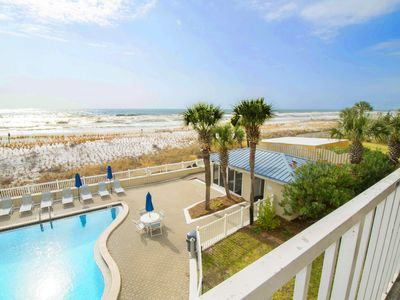 Photo for ☀Sea Oats 302-2BR☀BCH Front Pool-Gulf Views from Balcony- June 10 to 13 $1190!