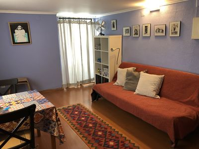 Photo for Heart of Alfama , Sunny apartment, Sleeps 3- Lisbon City Center Couer d'Alfama