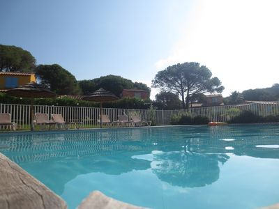 Photo for Villa 4/5 people Palombaggia Pool