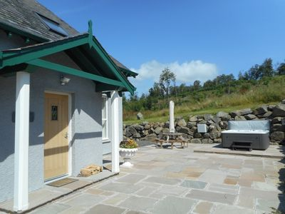 Photo for Rose Cottage with Hot Tub near Glenshee,Perthshire