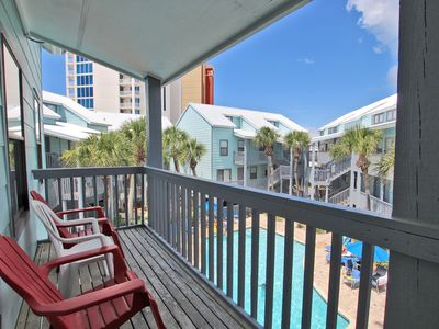 Photo for Ocean Reef 304- Get Your Toes in the Sand! Book Your Vacation Today