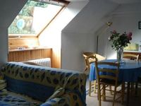 A very cosy appartment within 5 minutes walk of the centre of Binic