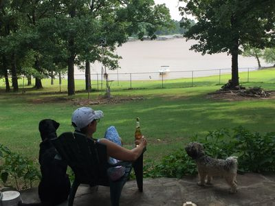 Find your beach at Eufaula!
