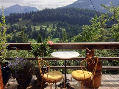 Photo for Country house 786 m from the center of Rougemont with Internet, Parking, Washing machine (647196)