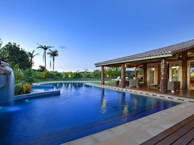 Photo for Bah028 - Gorgeous luxury mansion with six suites and pool in Trancoso