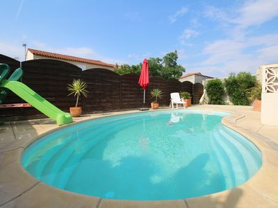 Photo for Villa 3 chambres avec piscine