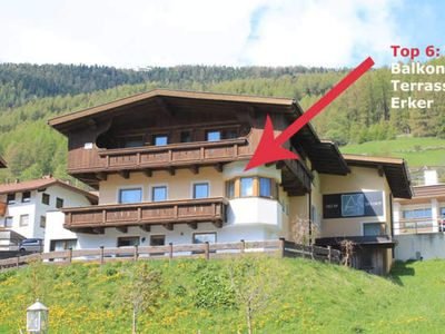 Photo for Top 6, family friendly bright and noble, 2 bedrooms and huge balcony - A Casa Juwel Sölden, Ski in & Ski out