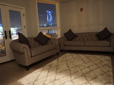 Photo for Waterfront & Bridge Condo-Old City / Penn's Landing