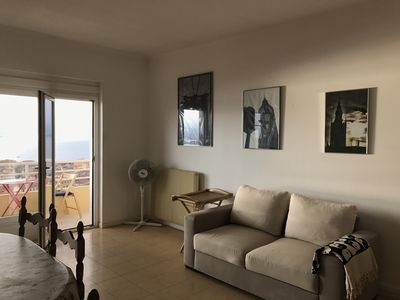 Photo for APARTMENT with balcony, overlooking the gulf of ajaccio city center, 4 pers.