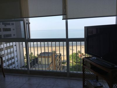 Photo for Apt Seafront - 2 spaces - great location - Wi-Fi