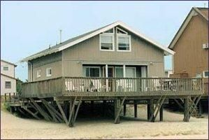 Photo for FREE DAILY ACTIVITIES!! Oceanfront conveniently located 3 bedroom, 2 bath beach house