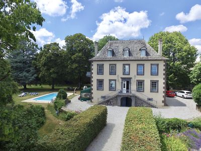 Photo for ​Luxury Manor House in the heart of rural Aveyron on the edge of a small village