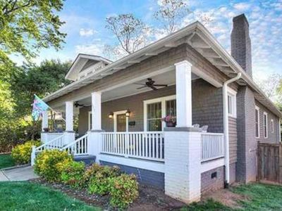 Photo for Charming home, historic district, walk to the city