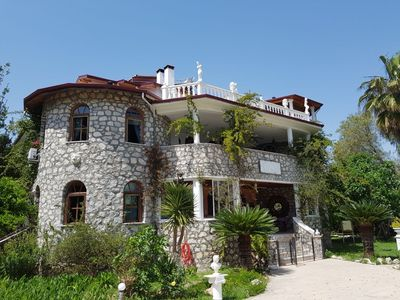 Photo for out peace rest and relaxation at Boutique Hotel Villa Dalla German