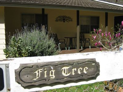 Photo for Figtree Cottage - peaceful rural holiday