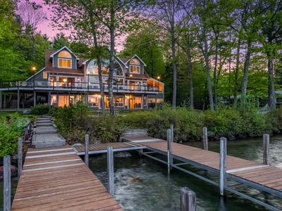 Photo for Luxury Waterfront Home in Windermere Estates