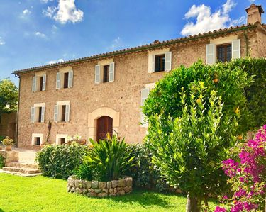 Photo for Traditionally stately finca completely renovated