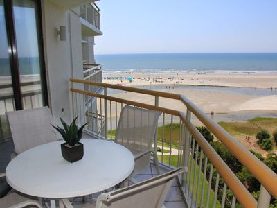 Photo for Beautiful South Tower 3BR/3BA~Amazing ocean view!Beach Locker~Process of remodel