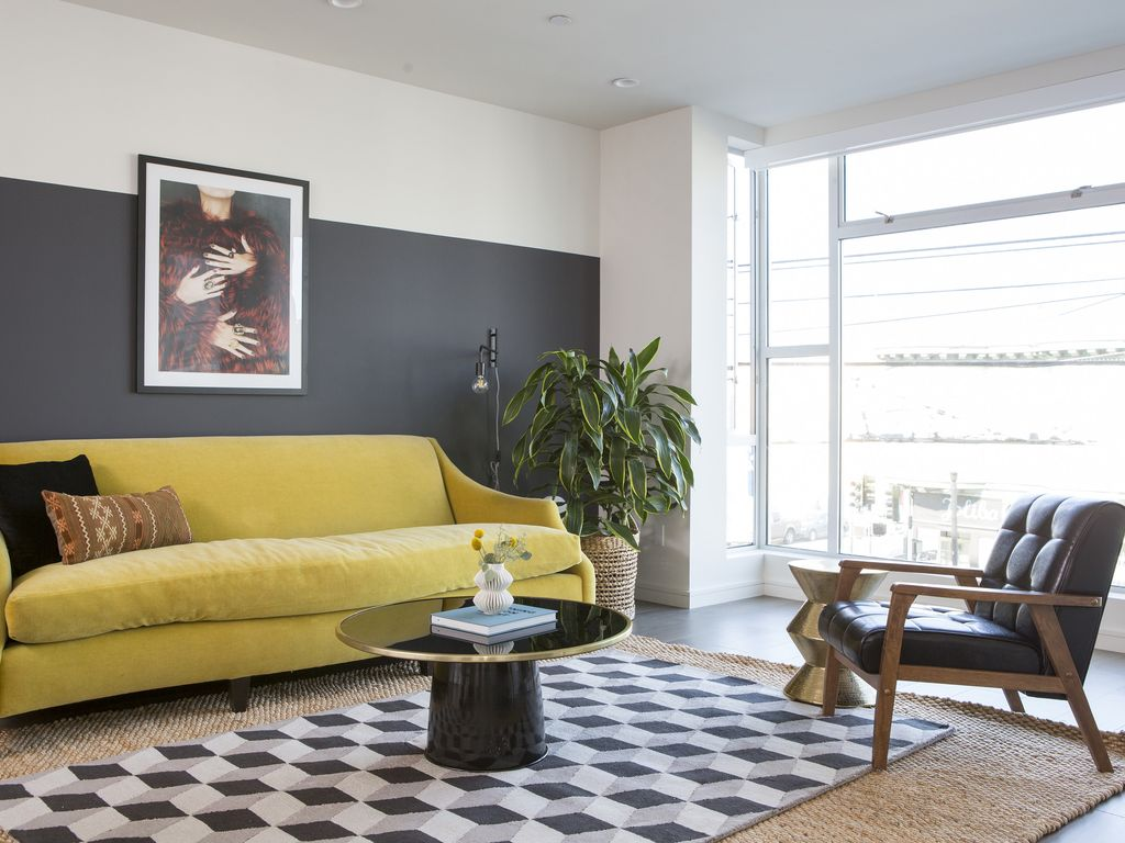 Bold 1BR in Mission District by Sonder