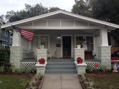 Photo for Best Bungalow in Tampa