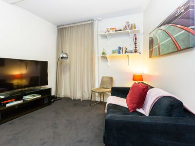 Photo for 1BR Apartment Vacation Rental in Melbourne