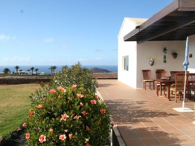 Photo for Villa with Large Heated Saltwater Pool, Magnificent Sea View, Brit./Norw./Sp.TV