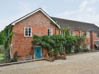 Photo for 4 bedroom accommodation in Newent, Forest of Dean