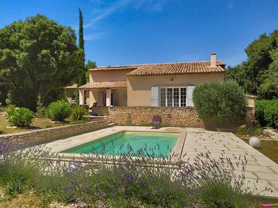 Photo for the provencal way of life, villa for rent