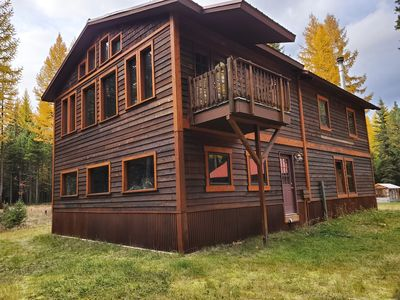 Photo for Secluded home in the woods with an abundance of wildlife & outdoor activities