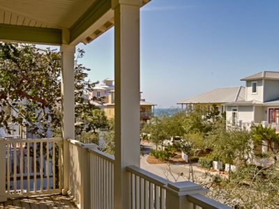 Photo for Inviting ocean-inspired home w/Gulf views, access to the beach and more!