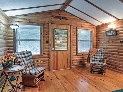 Photo for NEW! Abita Springs Cabin w/ Pool & Hot Tub Access