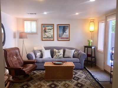 Photo for Cozy 2 Bedroom In The Heart Of Downtown Mt. Shasta with Yoga Room and Kid Nook