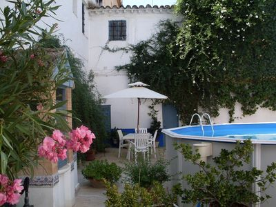 Photo for Manor house located in the heart of La Mancha, near Toledo and El Toboso.