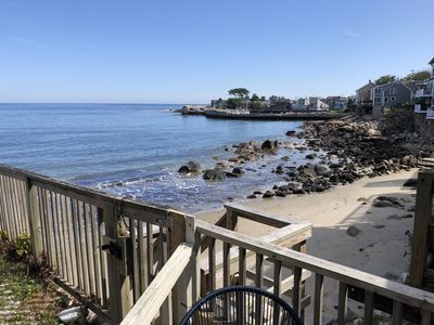 Photo for New Listing, Beach Access, Downtown Rockport Apartment With Contemporary Flair