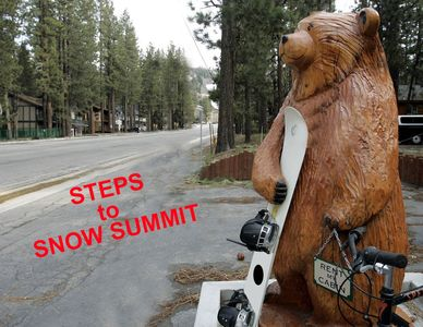 Photo for FREE 3rd NIGHT! STEPS to SNOW SUMMIT! BEST LOCATION! Close to Lake & Village