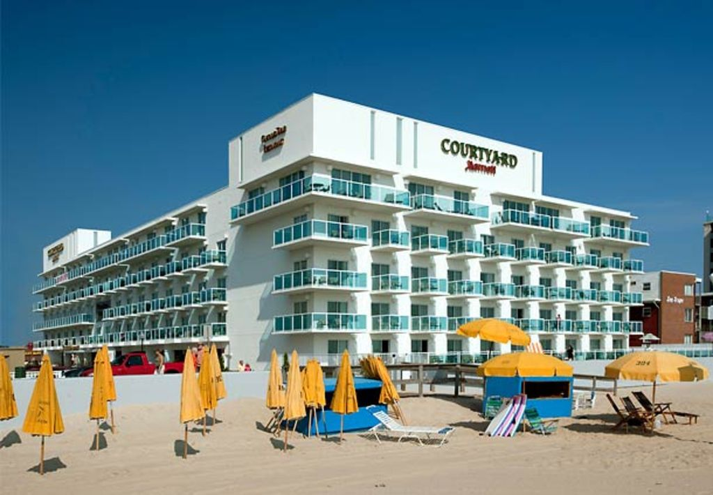 Courtyard By Marriott Hotel Ocean City Md