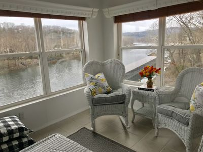 Photo for LAKEFRONT PANORAMIC PENTHOUSE! -  ALL RESORT AMENITIES!
