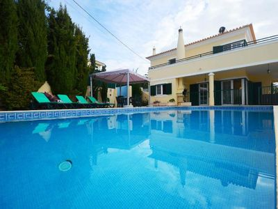 Photo for Child Friendly Luxury Villa with Private Heatable Pool ,Sat TV ,Wifi and AirCon