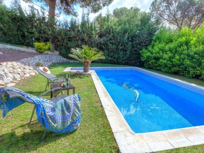 Photo for Vacation home Dolfin in Blanes - 7 persons, 3 bedrooms