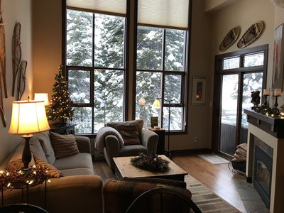 Decorated and ready for the holidays in BestSunPeaks