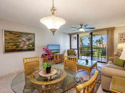 Photo for BEAUTIFUL OCEAN & GARDEN VIEWS-WELL EQUIPPED-COMPLETELY UPDATED-AC THROUGHOUT