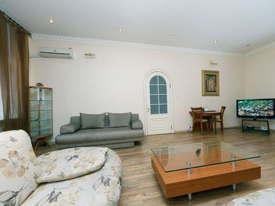 Photo for 2BR Apartment Vacation Rental in Kyiv, Kyiv city