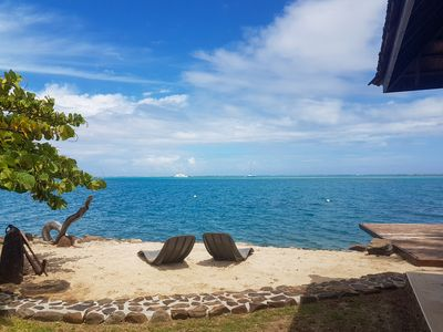 Villa Vaihau - Vacation rental by the sea