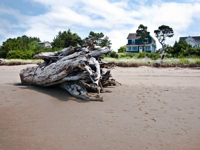 Photo for Historic Waterfront Beach House on Estuary
