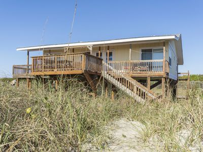 Photo for Palermo: 4 BR / 2 BA home in Caswell Beach, Sleeps 12